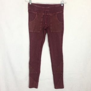 Free People Pants - FREE PEOPLE FP MOVEMENT HIGH RISE KYOTO JOGGERS